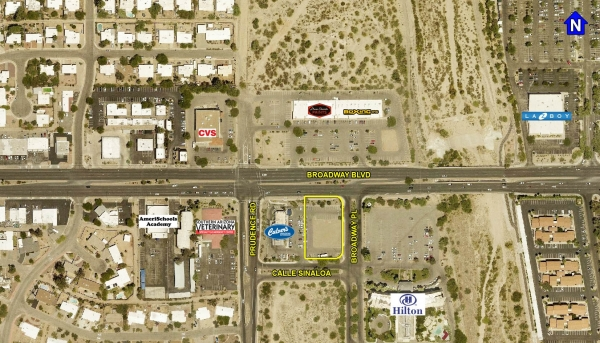 Listing Image #1 - Retail for sale at 50 S. Broadway Place, Tucson AZ 85710