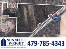 Listing Image #1 - Land for sale at Interstate 540, Fort Smith AR 72904